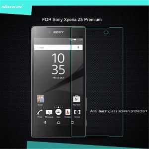Sony Xperia Z5 Premium NILLKIN Hærdet Glas Beskyttelsesfilm