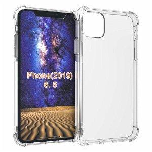 iPhone 11 Fleksibelt Plastik Cover - Gennemsigtig