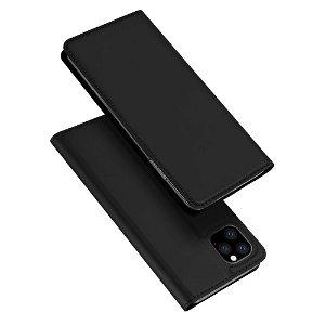 iPhone 11 Pro Dux Ducis Flip Cover - Sort