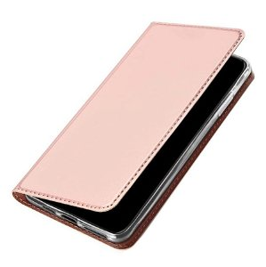 iPhone 11 Pro Max Dux Ducis Flip Cover - Rose Gold