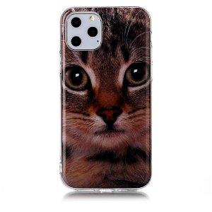 iPhone 11 Pro Cover med Print - Kat Ansigt