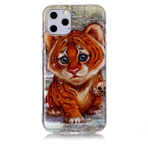 iPhone 11 Pro Cover med Print - Baby Tiger