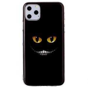 iPhone 11 Pro Max Fleksibelt Cover Smilende Uhyre