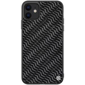iPhone 11 Nillkin Dazzling  Cover Sort / Sølv