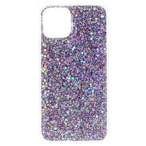 iPhone 11 Pro Glimmer Cover Lilla