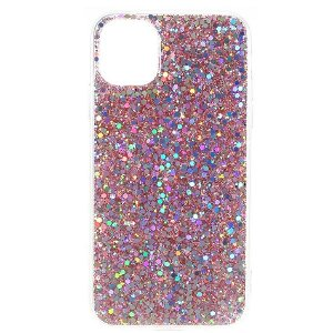 iPhone 11 Glimmer Cover Rose Gold