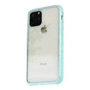 iPhone 11 Pro Max Bumper Cover Acrylic Cyan