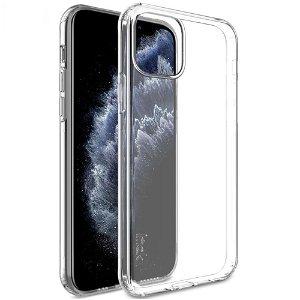 iPhone 11 Pro IMAK Fleksibel Plastik Cover - Gennemsigtig