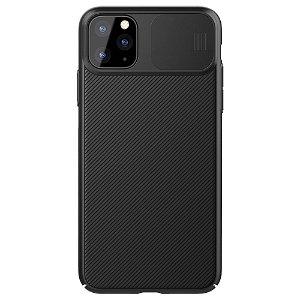 iPhone 11 Pro Nillkin Camshield Cover Sort