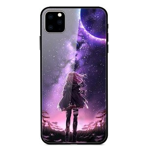 iPhone 11 Pro Max Cover m. Glasbagside - Starry Night