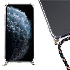 iPhone 11 Pro Fleksibelt Plastik Cover m. Strop - Ternet