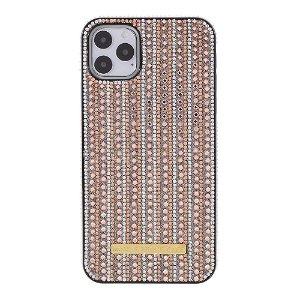 iPhone 11 Pro Max Rhinestone Cover -  Rose Gold