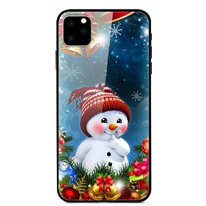 iPhone 11 Pro Max Jule Cover m. Glasbagside - Snemand