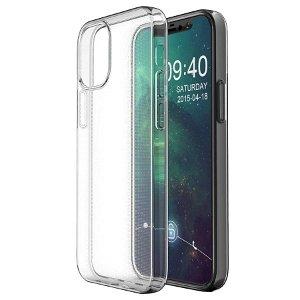 iPhone 12 Mini Fleksibelt Bagside Cover - Gennemsigtig