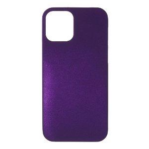iPhone 12 Pro Max Hårdt Plastik Bagside Cover - Lilla