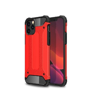 iPhone 12 Pro Max Armor Guard Cover - Rød