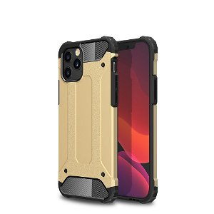 iPhone 12 Pro Max Armor Guard Cover - Guld