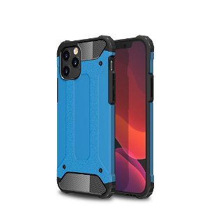 iPhone 12 Pro Max Armor Guard Cover - Blå