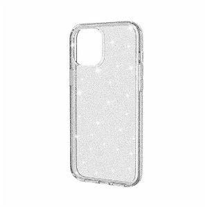 iPhone 12 / 12 Pro Cover m. Glimmer - Gennemsigtig