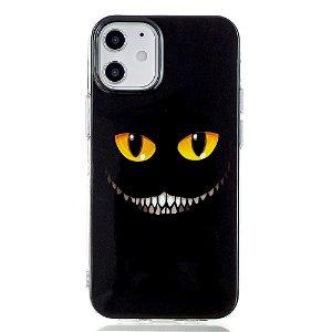 iPhone 12 Mini Plast Cover - Monster