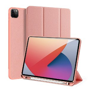 "iPad Pro 11"" (2021 / 2020) Flip Cover - DUX DUCIS DOMO Series - Rose Gold"