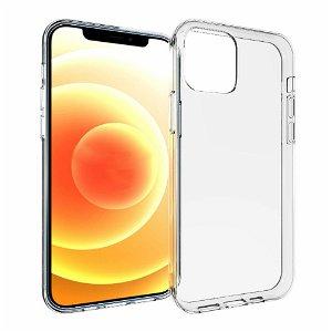iPhone 13 Ultra Thin Fleksibel Plastik Bagside Cover - Gennemsigtig