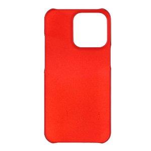 iPhone 13 Pro Hård Plastik Bagside Cover - Rød
