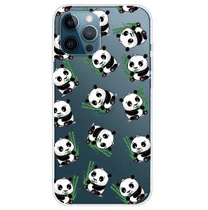 iPhone 13 Pro Max Fleksibel Plastik Bagside Cover - Pandaer