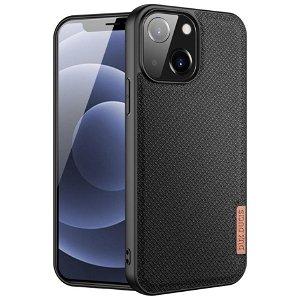 iPhone 13 Mini Dux Ducis FINO Series Hybrid Bagside Cover - Sort