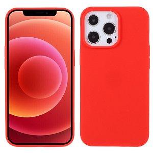 iPhone 13 Pro Fleksibelt TPU Cover - Rød