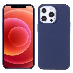 iPhone 13 Pro Fleksibelt TPU Cover - Blå