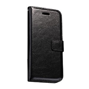 iPhone SE (2020)/8/7 Mobilcover m. Pung Wallet Leather Sort