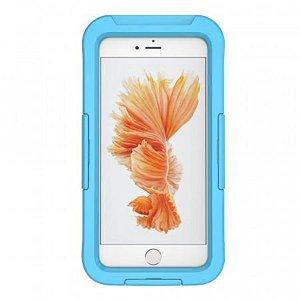 Apple iPhone SE (2020)/8/7 Vandtæt Cover - Blå