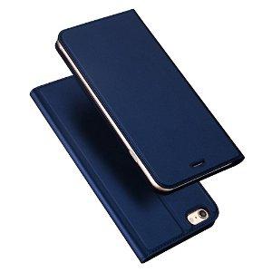 iPhone SE / 5 / 5s DUX DUCIS Skin Pro Series Thin Wallet Mørkeblå