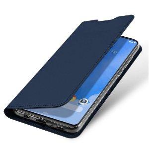 Samsung Galaxy A70 Dux Ducis Flip Cover - Blå