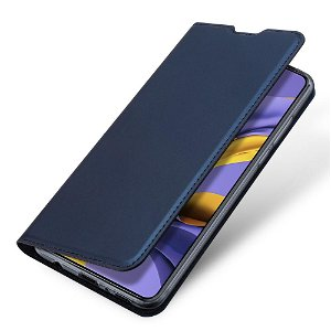Samsung Galaxy A51 Dux Ducis Flip Cover - Blå