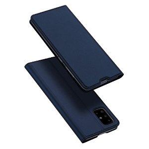 Samsung Galaxy A71 Dux Ducis Flip Cover - Blå