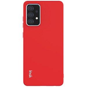 Samsung Galaxy A52s (5G) / A52 (4G / 5G) IMAK UC-2 Series Fleksibel Plastik Cover - Rød