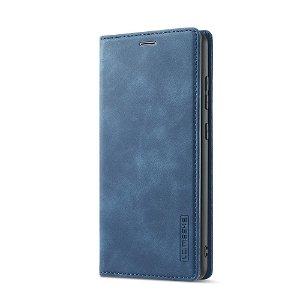 Samsung Galaxy A52s (5G) / A52 (4G / 5G) LC.IMEEKE Læder Flip Cover m. Pung - Mørkeblå