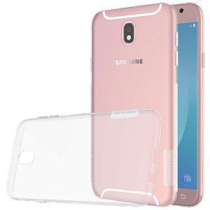Samsung Galaxy J5 (2017) Nillkin 0.6 mm Nature TPU Cover Gennemsigtig
