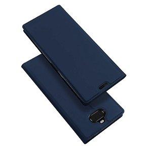 Sony Xperia 10 Dux Ducis Flip Cover - MørkeBlå