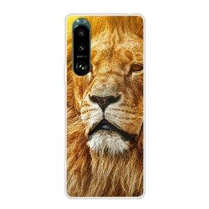 Sony Xperia 5 III Fleksibelt Cover - Løve