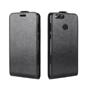 Huawei Honor 7X Leather Flip Cover Sort