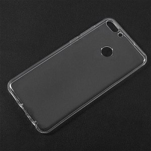 Huawei P Smart TPU Cover - Gennemsigtig