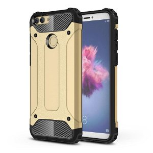 Huawei P Smart (2017) Armor Guard Hard Case Cover Guld