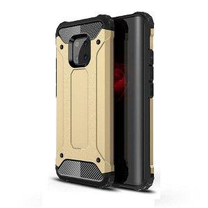 Huawei Mate 20 Pro Armor Guard Hard Case Cover Guld