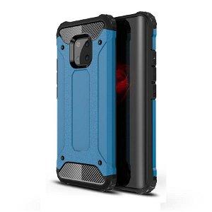 Huawei Mate 20 Pro Armor Guard Hard Case Cover Blå