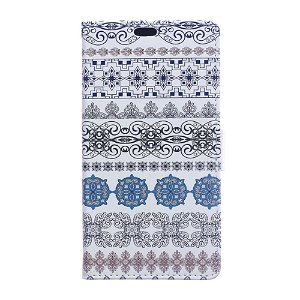 Huawei P30 Tribal Flowers Cover m. Pung