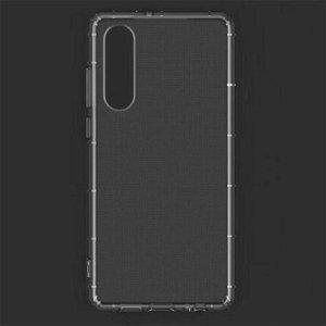 Huawei P30 Drop-Proof Fleksibelt Cover - Gennemsigtig