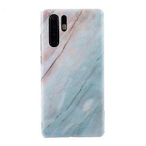 Huawei P30 Pro Plastik Cover - Marble